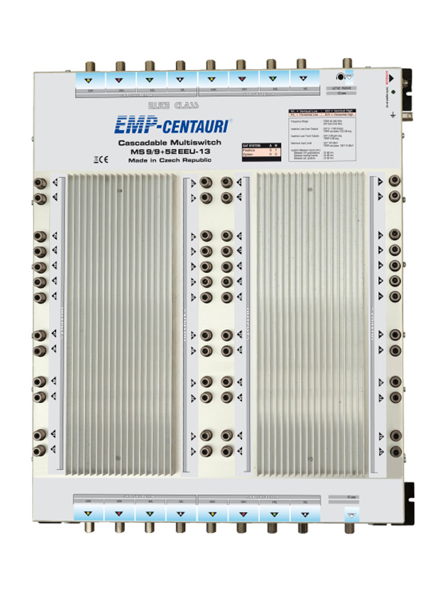 Cascadable multiswitch MS9/9+52EEU-13