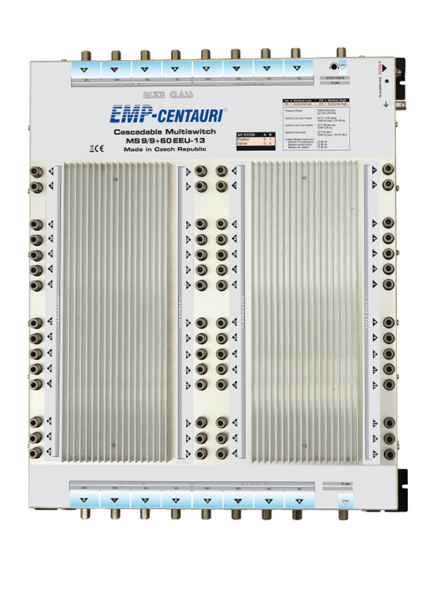 Cascadable multiswitch MS9/9+60EEU-13
