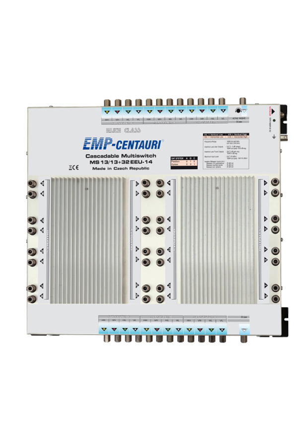 Cascadable Multiswitch MS13/13+32EEU-14